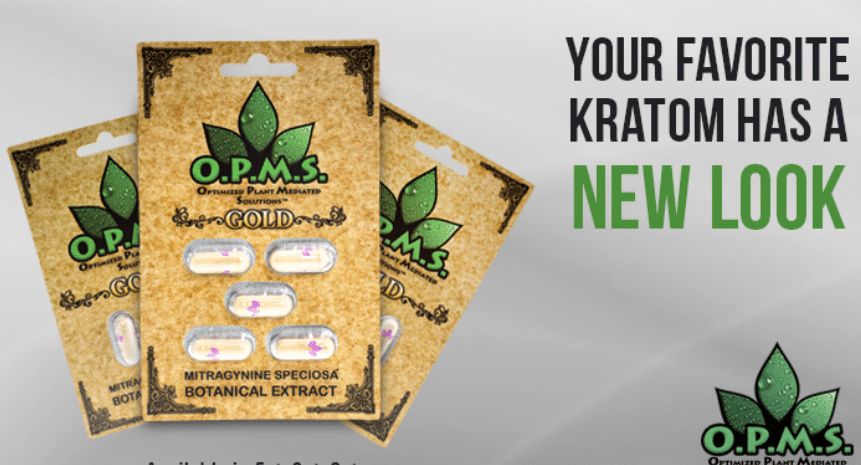 OPMS Gold Kratom Extract Capsules | Why Is Called Liquid Sunshine?