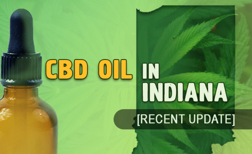 CBD oil Indiana and its legal status