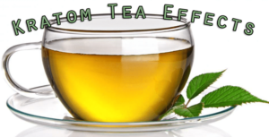 kratom tea effects