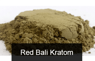 Red Bali Kratom effects dosage